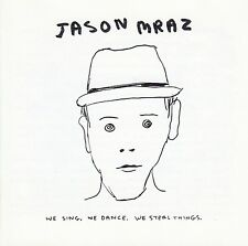 JASON MRAZ : WE SING. WE DANCE. WE STEAL THINGS. / CD - TOP-ZUSTAND
