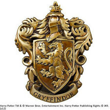 Harry Potter: Official Warner Bros Gryffindor Coat Of Arms Wall Plaque New InBox