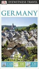 DK Eyewitness Travel Guide: Germany, DK Publishing, Good Condition, Book