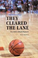 They Cleared the Lane: The Nba's Black Pioneers-ExLibrary