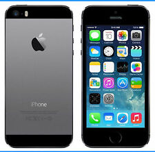 Apple iPhone 5S 16GB (Desbloqueado) - Excelente Estado-Gris espacial