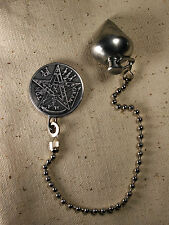 Tetragrammaton Pendulum - Divination Dowsing Magick Psychic Tool Oracle Reading