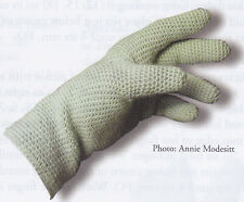 Crochet Pattern ~ LADIES UNIVERSAL GLOVE ~ Instructions