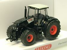 Wiking Claas Axion 850 TRATTORE; NERO - 0363 02 - 1/87