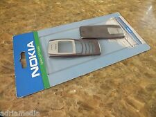 Original Nokia 6610 Xpress-on SKR-257 Front A Back B Cover Burgundy |NEU OVP NEW