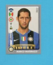 PANINI CALCIATORI 2008-2009- Figurina n.172-MATERAZZI-INTER NEW