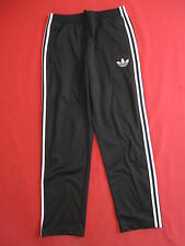 Pantalon Adidas Originals Noir Homme survetement style vintage - M