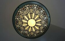 Tiffany style ceiling light shade