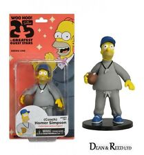 NECA The Simpsons 25th Anniversary Guest Stars - Homer Simpson Coach Figure