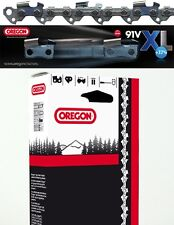 "OREGON Motosega 91Vxl Catena / Blade Per Spear & Jackson SPJC3740 16 "" 40mm 3/8"""