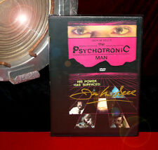 """The PSYCHOTRONIC MAN Movie, Signed by Director, DVD, COA - """"Cult Classic!"""" UACC"""