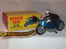 Budgie RACING Motociclista - 445 MINT BOXED