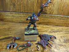 CLASSIC METAL CHAOS BLOODTHIRSTER OF KHORNE PAINTED (1182)