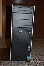 HP Workstation Desktop Z400 Intel Quad Core 4x3.06Ghz 1000GB/ 1TB HDD/ 6GB DVDRW