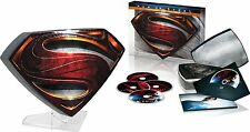 Man of Steel Blu-ray 3D/DVD Set Limited Collector's Edition (BRAND NEW, SEALED)