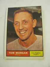 1961 Topps #272 Tom Margan Baseball Card, Good Cond (GS2-b10)