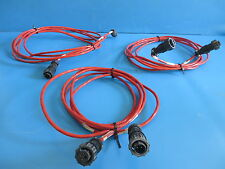 Asyst Power Box Cables 9700-5398-08 9700-5398-09 9700-9598-12 24V 8 9 and 12 ft.