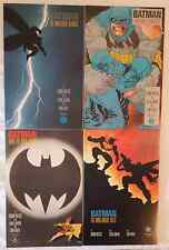 Batman: The Dark Night #1-4 - All First (1st) Print, Frank Miller, Near Mint