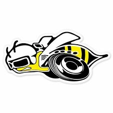 Super Bee car styling emblem vynil car sticker   10""
