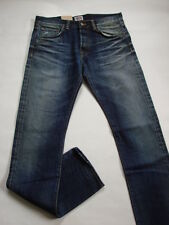 JEANS EDWIN ED71 SLIM (blue oiler - red selvage) TAILLE W34  L32 ( i008139 77)