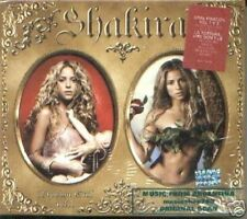 2 CD + DVD SHAKIRA ORAL FIXATION VOL 1 & 2  + VIDEOS