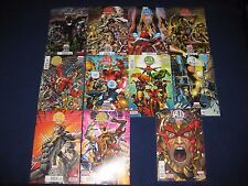Age of Ultron Complete Run 1-10, 10AI & What If? Age of Ultron 1-5