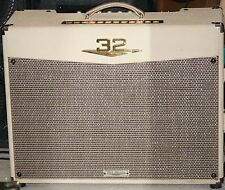 Crate Palomino V32 2x12 Combo Amp Plexi Sound?Bluesbreaker? EL84 Power.NOT 1x12!