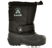 BOYS Kamik WINTER SNOW Boots *  Comfort Rated -40°F Youth Size 5