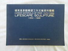 YUYU YANG (aka YANG YING-FENG) TAIWAN SCULPTOR Biographical Articles 1952-1988