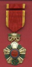 Vietnam National Order Award Medal 5th Fifth Class with ribbon bar
