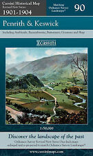 Penrith and Keswick (Cassini Revised New Series Historical Map), 0, Map, New