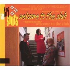 TRISONICS Welcome To The Club CD - Tri Sonics neo Rockabilly Rock and Roll NEW