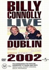 Billy Connolly - Live in Dublin  2002 - NEW DVD