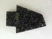 Midnight Glitter Truss Rod Cover fits Ibanez (tm) RG550 Jem  RG