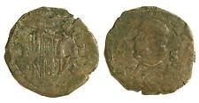 pci0224) Regno di Napoli Filippo IV Grano Stemma LC 1633 -  non comune