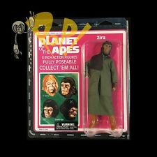 "PLANET of the Apes ZIRA Cloth 8"" RETRO Action Figure DIAMOND Select MEGO!"