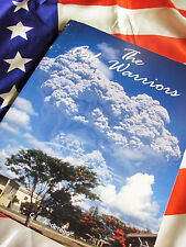 THE ASH WARRIORS Clark Air Base Mt. MInatubo Explosion US Air Force USAF Book