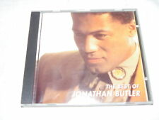 CD THE BEST OF JONATHAN BUTLER - ZOMBA RECORDS 1993