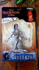 "Jakks Pacific 2002 Cassandra Action Figure 7"" The Scorpion King New"