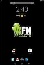 $30 16GB AFN Dual Boot Android 4.4 KitKat MicroSD Android for Nook HD+ (BNTV600)