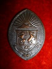Canadian Officer's Training Corps University Western Ontario Cap Badge - COTC