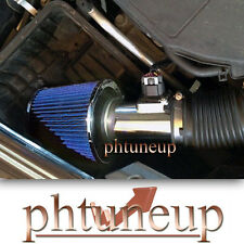 2005-2010 CHEVY COBALT BASE LS LT XFE 2.2 2.2L AIR INTAKE KIT + BLUE FILTER