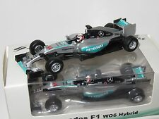 Spark Model 1/64 Scale Mercedes Benz W06 Hybrid Lewis Hamilton World Champ 2015