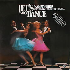 2 LP`s Sammy Bird and his Ballroom Orchestra Lets Dance,NEAR MINT,cleaned