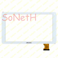 "Touch screen Archos 90b Neon VETRO Tablet Digitizer 9,0"" Bianco"