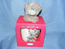 Me To You Tatty Teddy Valentines Day Bear And Mug Set G01G0367 Love Gift Present