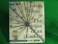 The Sense of an Ending Audio CD – Audiobook, CD by Julian Barnes