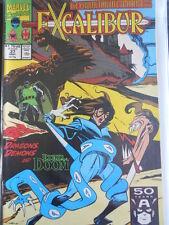 EXCALIBUR N°37 1991 ed. Marvel Comics  [SA3]