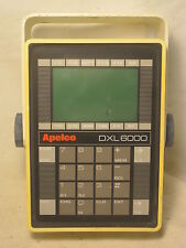 not tested Apelco DXL 6000 marine electronics electronic console fish finder