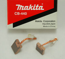Makita cb-440 Carbon Brush Set (x2) btd130f/btd130/btd140, btp130/btp140, btw152